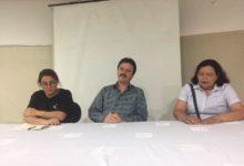 Ana Valesca Siebra (Aben-CE), Osvaldo Albuquerque (Coren-CE) e Telma Cordeiro (Senece)